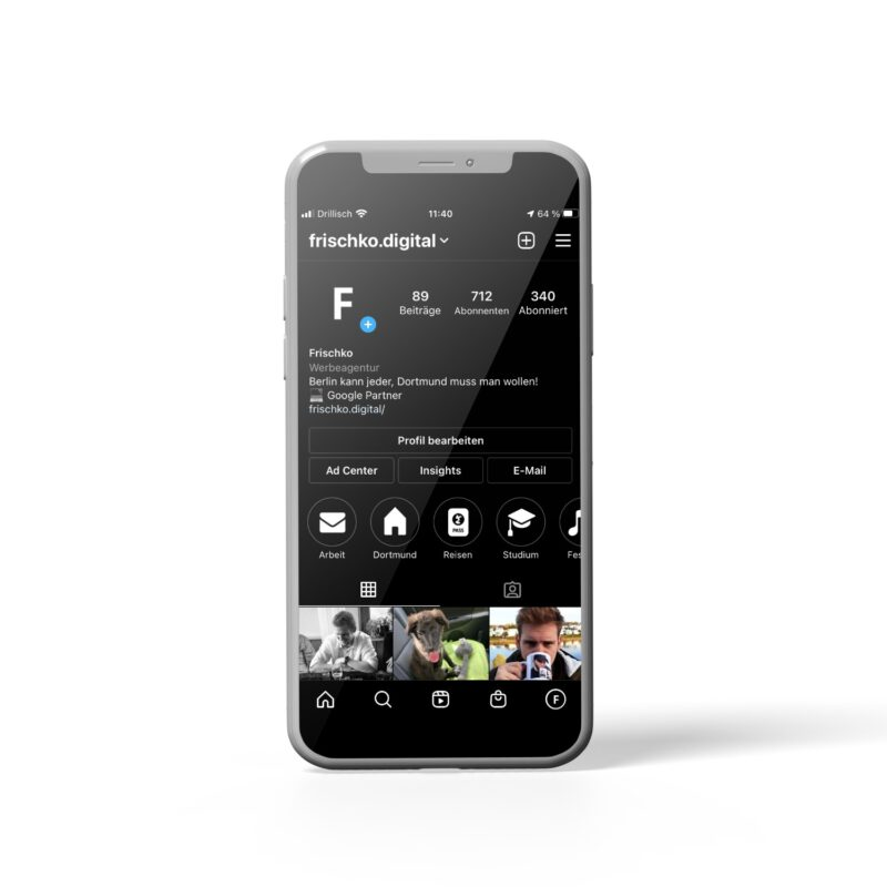 Social Media - Frischko.Digital - Online Marketing